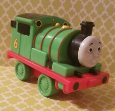 """THOMAS & FRIENDS PERCY THE TRAIN PULLBACK RACER 4"""" LONG 2009"""