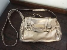 River Island Girls Gold Handbag/satchel.