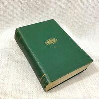 1892 Antico Libro Charles Dickens Martin Chuzzlewit Illustrato Copia Vittoriano