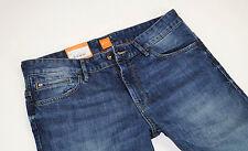 NEU - Hugo Boss Orange 24 Barcelona - Regular Straight Fit  - Herren Denim Jeans