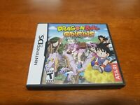 Dragon Ball: Origins (Nintendo DS, 2008) TESTED Authentic Fast Shipping