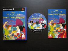 DISNEY PETER PAN - LA LEGENDE DU PAYS IMAGINAIRE : JEU Sony PLAYSTATION 2 PS2