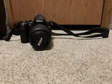 Nikon D D5000 12.3MP Digital SLR Camera - Black (Kit w/ VR AF-S DX 18-55mm..