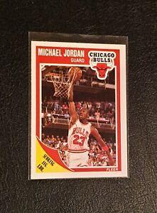 💥💥💥💥 1989-90 Fleer #21 Michael Jordan GOAT last dance MINT+ PSA 9 PSA 10 ?