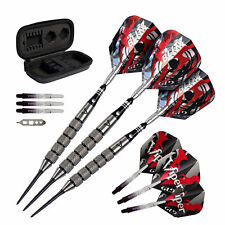 Viper Blitz 24 Gram 95 Percent Tungsten Steel Tip Darts with Storage Travel Case