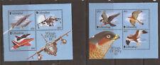 Gibraltar 2001 Wings of Prey m/s (3rd series)MNH