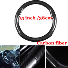 Brand New 38cm Skidproof Car Steering Wheel Cover Protector Interior Accessories