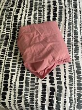 Next Rose Pink Single Fitted Sheet