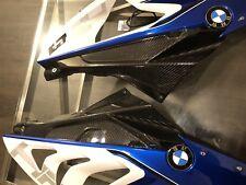 2013 BMW HP4 OEM Mid Fairing Carbon Fiber Set 2010 2011 2012 2013 2014 S1000rr