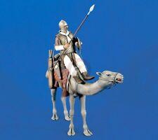 Verlinden 120mm 1/16 Roman Dromedarius on Camel 200 A.D. Arabia (2 Figures) 1200