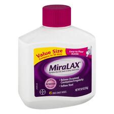 MiraLax Laxative Powder 45 Days - 26.9 oz