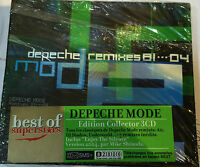 Depeche Mode Remixes 81-04 3 CD set Brand NEW RARE