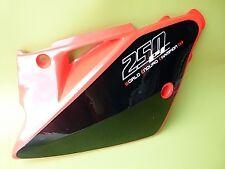 Plaque arrière rouge BE250420004 origine gasgas