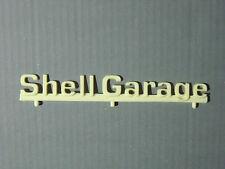 ENSEIGNE  SHELLGARAGE   POUR  GARAGE  STATION  SIO  DEPREUX   VROOM  1/43