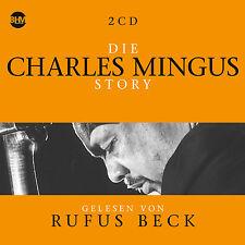 CD le Charles Mingus Story Musique et Bio de charles Mingus et Rufus Beck 5CDs