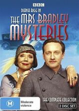 The Mrs Bradley Mysteries - The Complete Series - Neil Dudgeon NEW R4 DVD