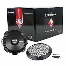 "Rockford Fosgate Pro PPS4-10 10"" 4-Ohm Punch 700W Car Mid-Range Midbass Speaker"