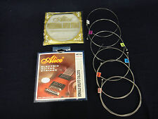 Alice X-Super Light Electric Guitar String Set. 0.008~0.038 inch