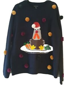 Christmas jumper size L