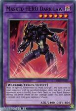 LEHD-ENA35 Masked HERO Dark Law 1st Edition Mint YuGiOh Card