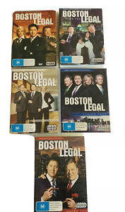 Boston Legal - Seasons 1 to 5 DVD Boxset