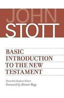 Basic Introduction to the New Testament by Stott, John | Paperback Book | 978080