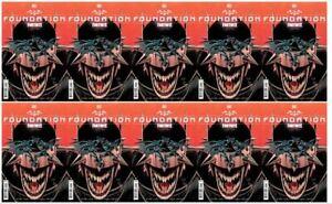 BATMAN FORTNITE FOUNDATION #1 PRESELL ONE SHOT CAPULLO GLAPION  LOT OF 10 COPIES