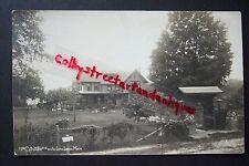C. A. WELCH Cottage on WHITE LAKE, Whitehall, Michigan vintage RPPC postcard
