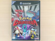 Pokemon Colosseum Nintendo Gamecube US release MINT