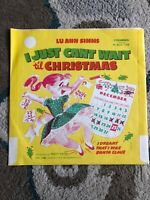 I Just Can't Wait Til Christmas Lu Ann Simms Percy Faith MJV-170 78 Santa Claus