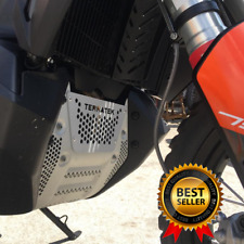Exhaust Guard KTM 790 Adventure R S crap Flap Cover Protect engine bashplate