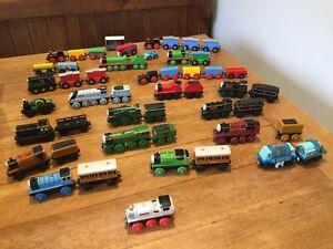 Selection of Thomas Tank Engine Brio ELC Wooden Trains
