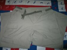 Columbia Titanium Convertible Hiking Cargo pants size XL 36X31