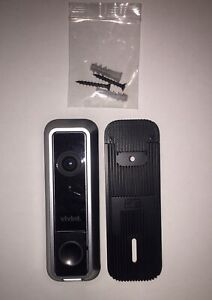 Vivint DBC2 WIFI SMART Doorbell Camera - Black Tested ⭐️⭐️⭐️⭐️⭐️