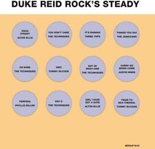 Various Artists - Duke Reid Rock's Steady / Various [New Vinyl LP] Holland - Imp