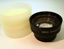 Wide angle Lens 46mm threaded AUX 0.6X converter series 6