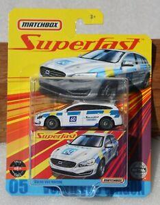 Matchbox Superfast Volvo V60 wagon #05 FNQHotwheels FM124