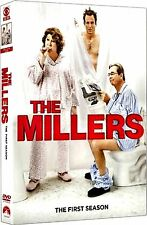 BRAND NEW // The Millers: Season One 1 (3DVD SET) WILL ARNETT, BEAU BRIDGES