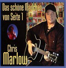 Chris Marlow | Single-CD | Das schöne Mädchen von Seite 1 (1999)