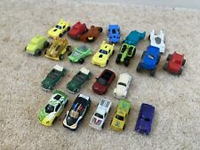 Small Toy Car Bundle Some Micro Machines Some Plastic