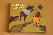 Happysad - Zadyszka CD+DVD - POLISH RELEASE SEALED POLAND