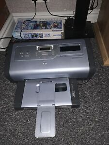 HP Q3010A Photosmart 7660 with charging cable, USB cable, Power Tested Only