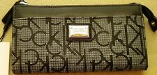 NEW Calvin Klein Designer Signature Black White Dot Wallet $108 Free shipping