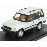 Almost Real Land Rover Land Discovery MKII 2004 Silver - 1:43