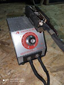 American Beauty Power Unit 105-A3T +  Wirestripping -  Poste a dessouder