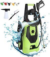 3000psi 18gpm Electric Pressure Washer Cleaner Water Sprayer Machine Kit