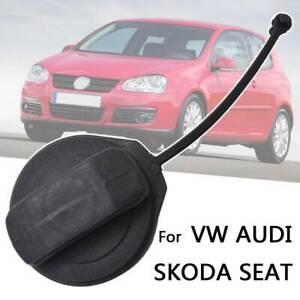 Gas Fuel Tank Filler Cap For VW Golf Jetta Bora Passat Beetle Audi A4 A6 Skoda