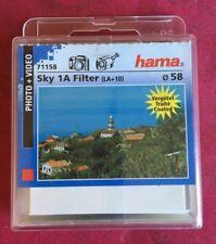 Hama Sky 1A Filter 58mm