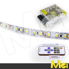 B045+H004+D014 striscia LED 600 smd 3528 luce BIANCA 5000K 5mt led alta densità