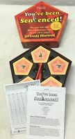 Brighter Minds YOUVE BEEN SENTENCED! GAME SILLY SENTENCES Homeschool Complete